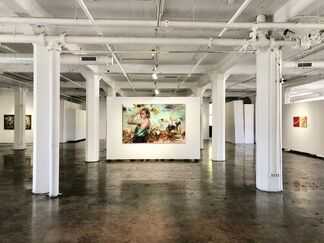 Secondary Meanings: Figural Diptychs, installation view