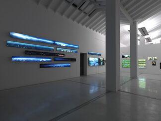 Hiroyuki Masuyama, installation view
