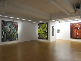 TSUYOSHI MAEKAWA: Energy Extortionist, installation view