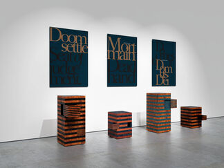 Broached Recall Sans Seigneur, installation view