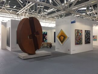 MAAB Gallery at Artefiera Bologna 2017, installation view