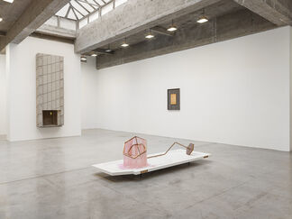 Martin Boyce: Sleeping Chimneys. Dead Stars., installation view