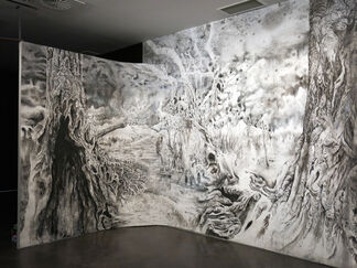 Galerie Donald Browne at Art Toronto 2015, installation view
