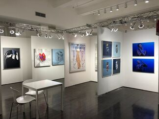 Connect Contemporary at Affordable Art Fair New York Spring 2018, installation view