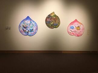 JIHA MOON  |   Double Welcome, Most Everyone's Mad Here, installation view