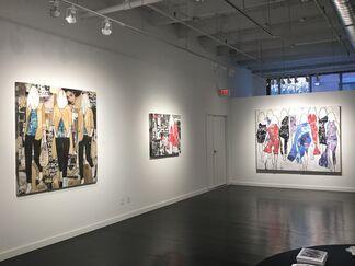 Jane Maxwel: Role Models, installation view