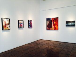 Glitterland // Thirst // Fortress L.A., installation view