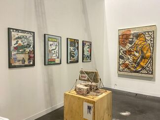 MAIA Contemporary at The Armory Show 2021, installation view