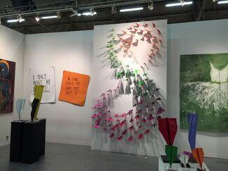 Galleria Ca' d'Oro at Art Miami New York 2015, installation view