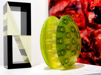 Glass World & Large Abstracts, installation view