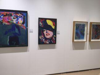 Samuel Lynne Galleries at Art Southampton 2015, installation view