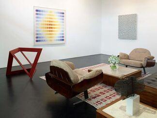4 x 4, installation view