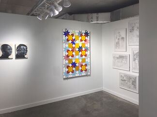 David Lusk Gallery at Miami Project 2016, installation view