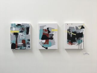 Curious, installation view