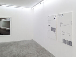 When I Say Stop, Continue, installation view