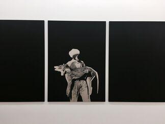 Disparition, installation view