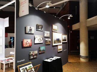 Projekteria [Art Gallery] at fotofever Paris 2018, installation view