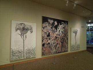 What Remains: Asya Dodina and Slava Polishchuk, installation view