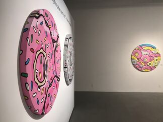 'Donuts' by Jerkface, installation view