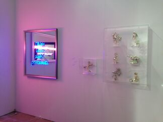 gallery nine5 at Art Southampton 2014, installation view
