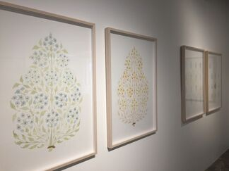 Paper Conversation   حوار ورق, installation view