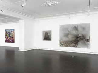 black |sea, installation view