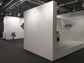 Sies + Höke at Art Basel 2017, installation view
