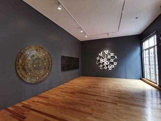Obra reciente / Recent works, installation view