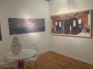 Muriel Guépin Gallery at VOLTA NY 2014, installation view