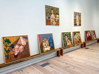Vera Girivi: Perfection Fades, installation view