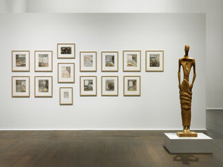 Henry Moore: Myths and Poetry, installation view