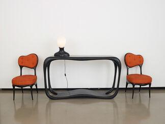 Mattia Bonetti: Indoor | Outdoor, installation view