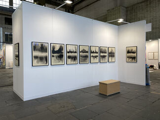 Galerie Michael Haas at Paper Positions Berlin 2020, installation view