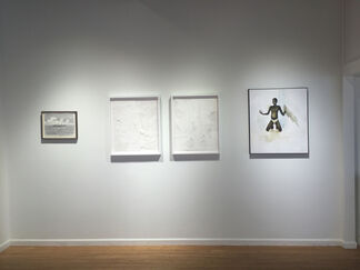 The First, installation view