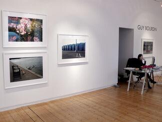 Guy Bourdin - Walking Legs, installation view
