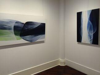 Agneta Ekholm: Unfold, installation view