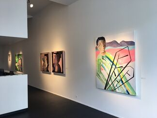 Dualities: A Bridge Between Two Worlds, installation view