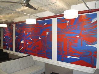 Lava Vectors Vargas-Suarez Universal, installation view