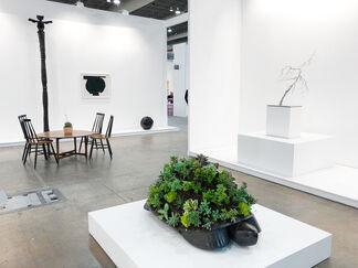 Paul Kasmin Gallery at ZⓈONAMACO 2018, installation view