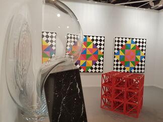 Baró Galeria at ARCOmadrid 2017, installation view