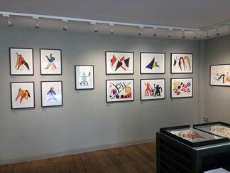 Miró & Calder | Simpatico, installation view