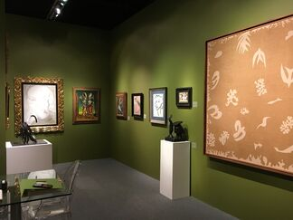 Chowaiki & Co. at Spring Masters New York 2016, installation view