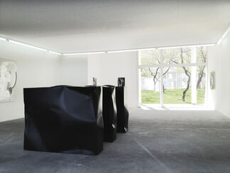 The State Of Parenthesis, installation view