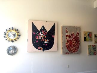 What's Up Buttercup?, installation view