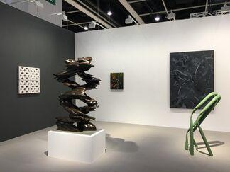 Buchmann Galerie at Art Basel in Hong Kong 2018, installation view