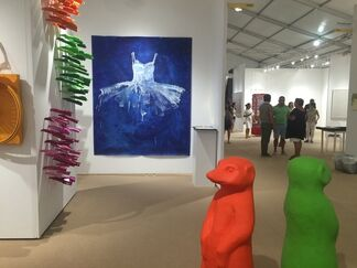 Galleria Ca' d'Oro at Art Southampton 2015, installation view