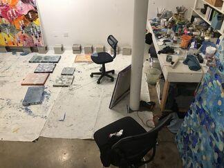 NEW YORK DIGITAL EXHIBITION - Erin Parish, New Works, installation view