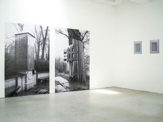 Everything Must Go Flat, installation view