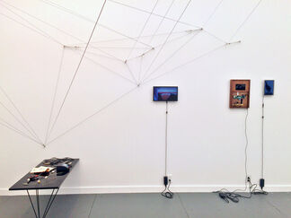 Leo Xu Projects at Frieze New York 2015, installation view