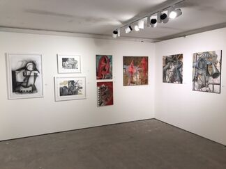 Dean Borghi Fine Art at SCOPE Basel 2017, installation view